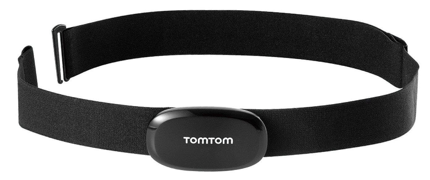 TomTom Fascia Cardio Compatibile con Orologi GPS Runner, Multi-Sport e Altri Dispositivi Bluetooth Smart Ready, Nero product image