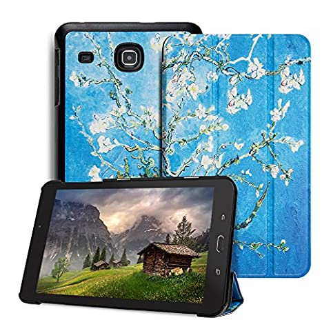 Samsung Galaxy Tab E 8.0 Case - Leafbook Samsung Tab E Case Ultra Cover Case for Samsung Galaxy Tab E 8