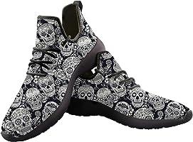 chaussures tête de mort homme 2