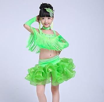 Traje de Baile Latino para niños Trajes de niños Trajes ...