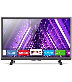 MAGNA - Televisión LED de 24 Pulgadas Smart TV LEDSERIES24, WiFi ...