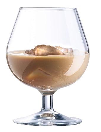 Gastobedarf Mühlan Arcoroc dp094 Brandy coñac, 250 ml (Pack de 6 ...