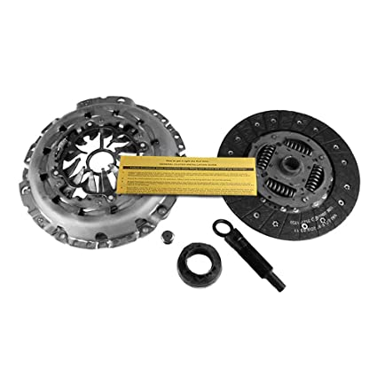 Amazon.com: LUK CLUTCH KIT REPSET 05-08 AUDI A4 2.0T TURBO A4 QUATTRO FWD AWD: Automotive