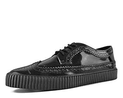 d597c7f5a054ce T.U.K. Shoes A9248 Unisex-Adult Creepers