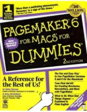 Pagemaker 6 for Macs for Dummies