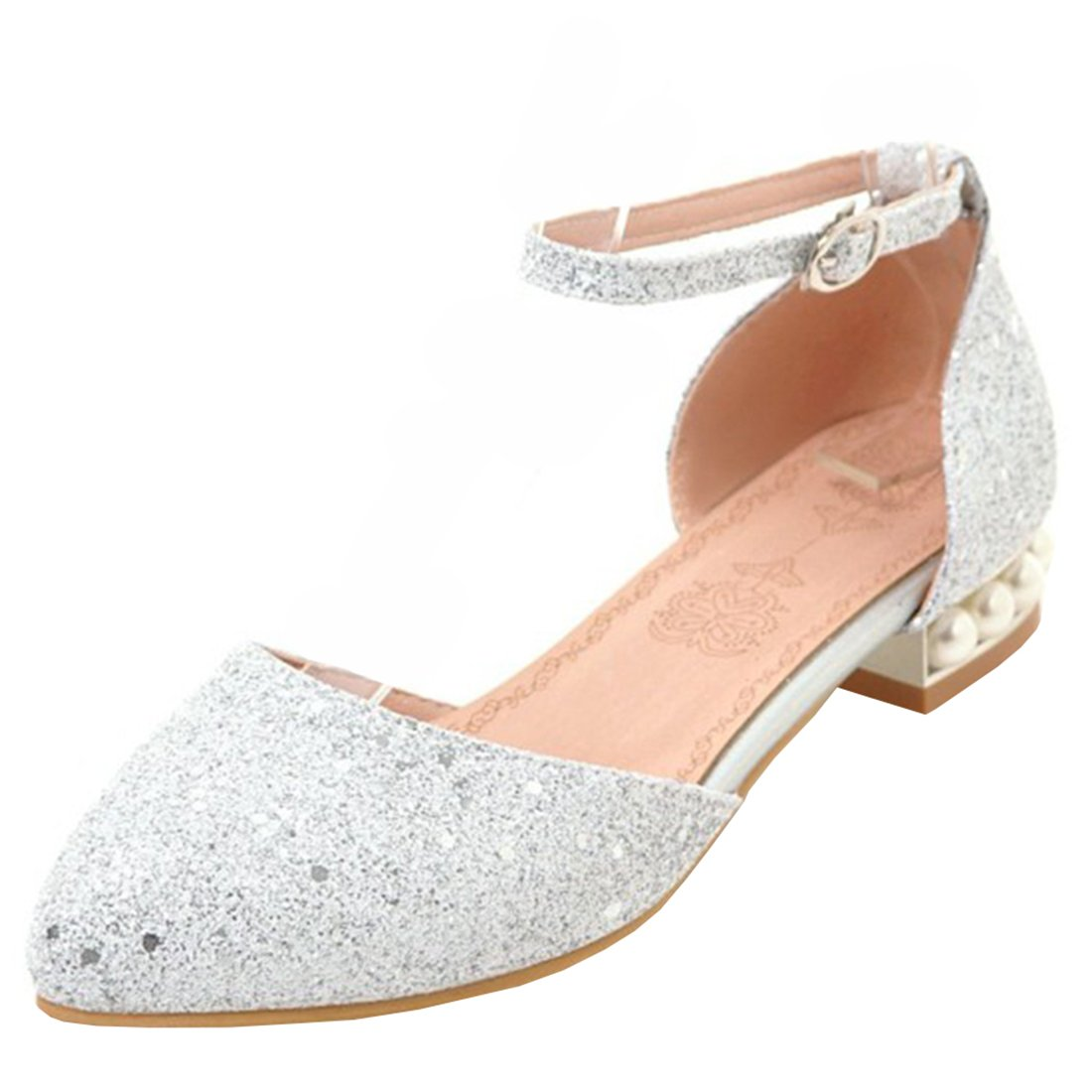 Atyche Bride Femme Cheville Silber Femme B012OBQCEK Silber be18341 - tbfe.space