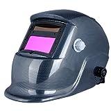 KKmoon Auto Darkening Welding Helmet Welders Mask Arc Tig Mig Grinding Solar Powered