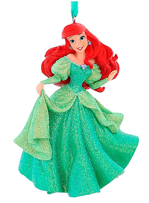 Amazon.com: Parques Disney Princess Ariel en vestido ...