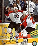 #4: Jeremy Roenick Signed Autographed Philadelphia Flyers 8x10 Photo TRISTAR COA