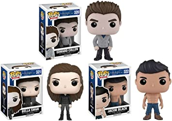 Bella Swan Pop FunKo Free Shipping! Twilight Vinyl Figure