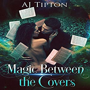 Magic Between the Covers Audiobook