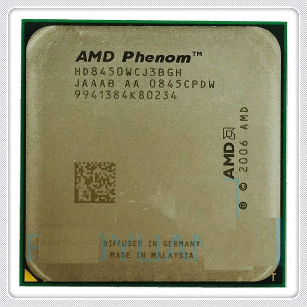 AMD Phenom X3 8450 Triple-Core Desktop 2.1GHz CPU HD8450WCJ3BGH Socket AM2+//940pin