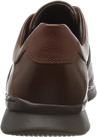 Clarks Un Tynamo Flow, Zapatos de Cordones Brogue para Hombre