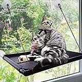Best Cat Hammocks - Cat Window Perch Hammock Cat Bed Kitty Sunny Review