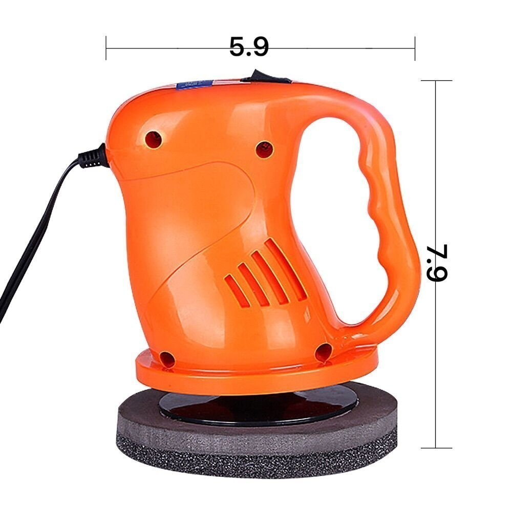 AUTOPDR Car Polishers and Buffers 12V 40W Car Waxing Waxer/Polisher Machine Car Gloss For Car Paint Vehienlar Electric by AUTOPDR (Image #5)