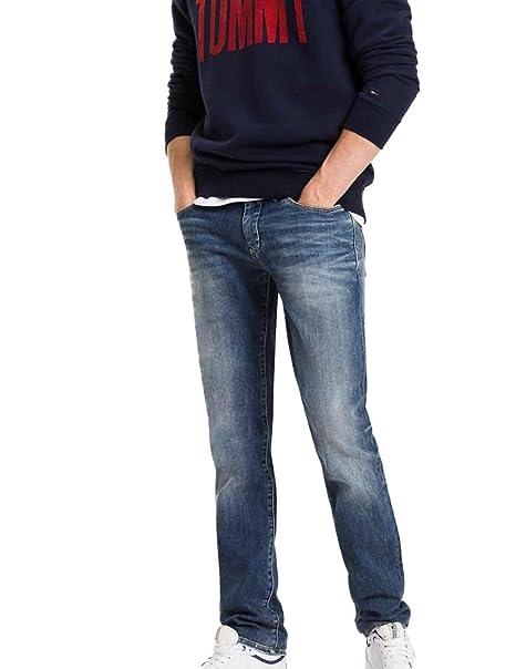 Tommy Hilfiger - Pantalon CANDIDIANI - Pantalon Vaquero ...