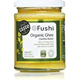 Fushi Grass Fed Ghee Clarified Butter 300ml, Organic Hand Churned