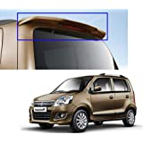 Autopearl Oe Type Car Spoiler for Maruti Suzuki Wagonr (Bakers Chocolate)