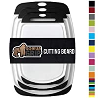 Deals on Gorilla Grip Original Oversized Cutting Board 3 Piece