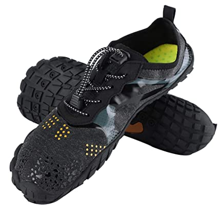 Alomejor Zapatillas de Agua Zapatillas de Snorkel de Secado rápido Antideslizantes Senderismo Natación para la Playa