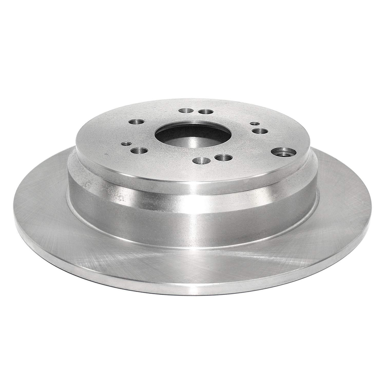 Dura International BR90039002 Rear Solid Disc Premium Electrophoretic Brake Rotor