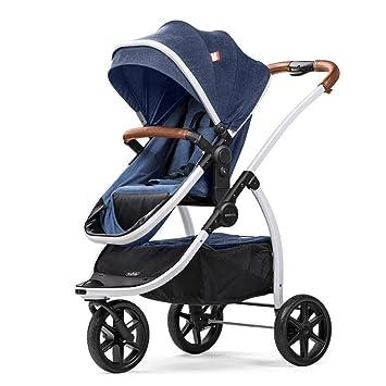 Olydmsky Carro Bebe,Alta Vista del Cochecito de bebé Puede reclinables luz Plegable suspensión Cochecito Carrito de Bebe: Amazon.es: Hogar