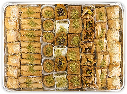 Baklava Assortment - 63 Pc. by Libanais (Image #9)