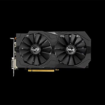 ASUS ROG Strix GeForce GTX 1070 Ti 8GB GDDR5 Edición ...