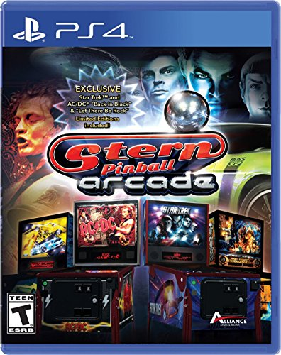 - Stern Pinball - PlayStation 4