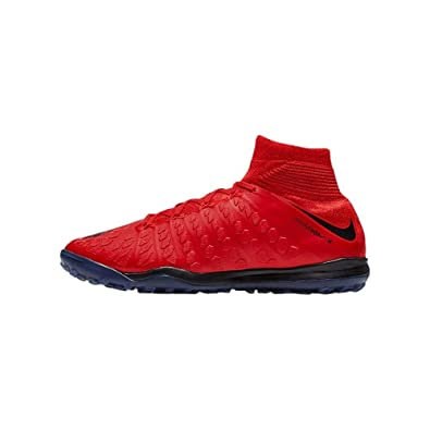 new concept 2011c 698ad Nike Hypervenomx Proximo II DF Turf Shoes  University RED  (6.5)