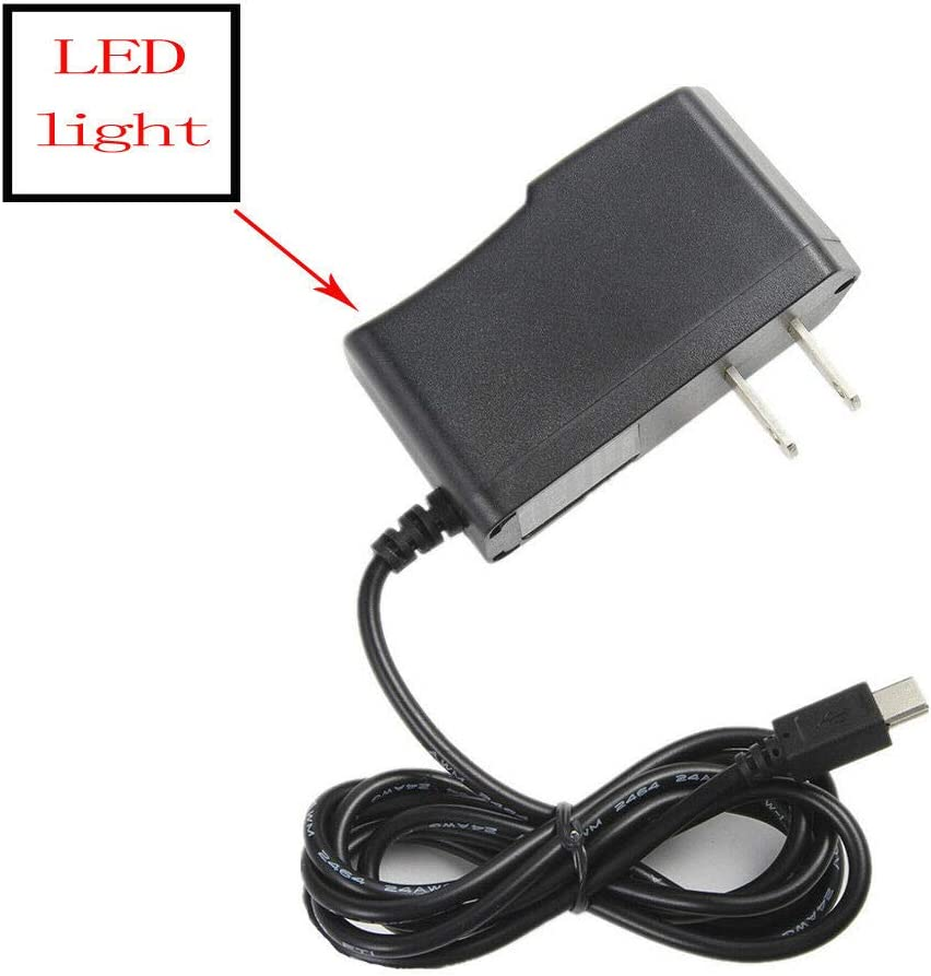 yan AC Adapter for ComSonics Companion Signal Level Meter 101450-001 Power Charger