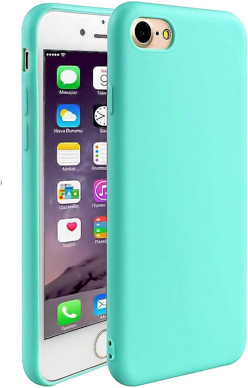 iBarbe iPhone 6S Plus Case iPhone 6 Plus (5.5 inch) Case,TPU Protective Bumper Cover Cases with Ultra Slim & Rugged Fit Shock Bumper Anti-Scratch Silicone Phone Protector for iPhone 6/6S Plus-Black