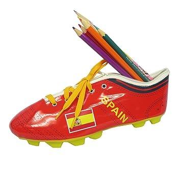 Amazon.com: SODIAL Fashion Creative zapatillas de fútbol ...