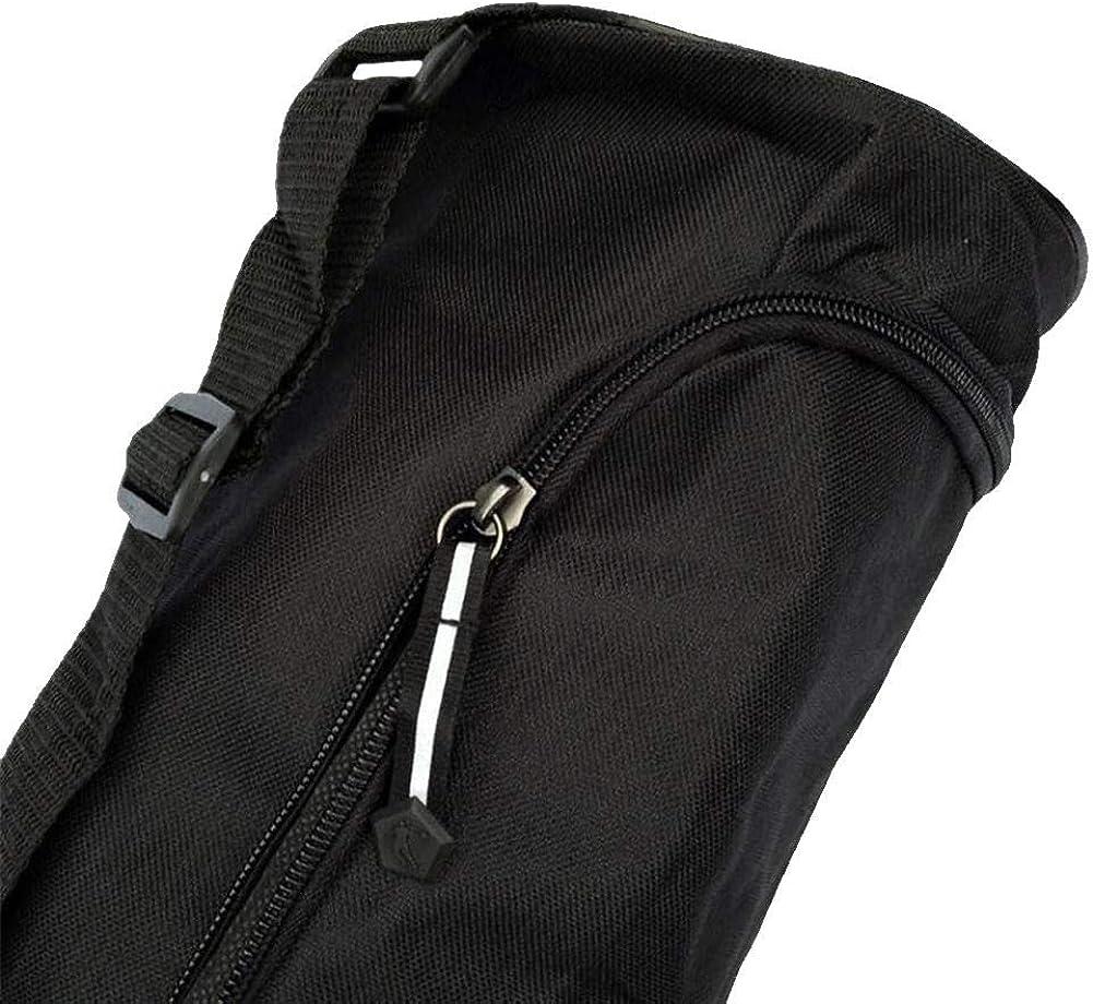 miniflower123 Fitness Yoga Bag Multi-Functional Oxford Cloth Yoga Bag Thickened Shoulder Bag Storage Bag Waterproof Portable Bag