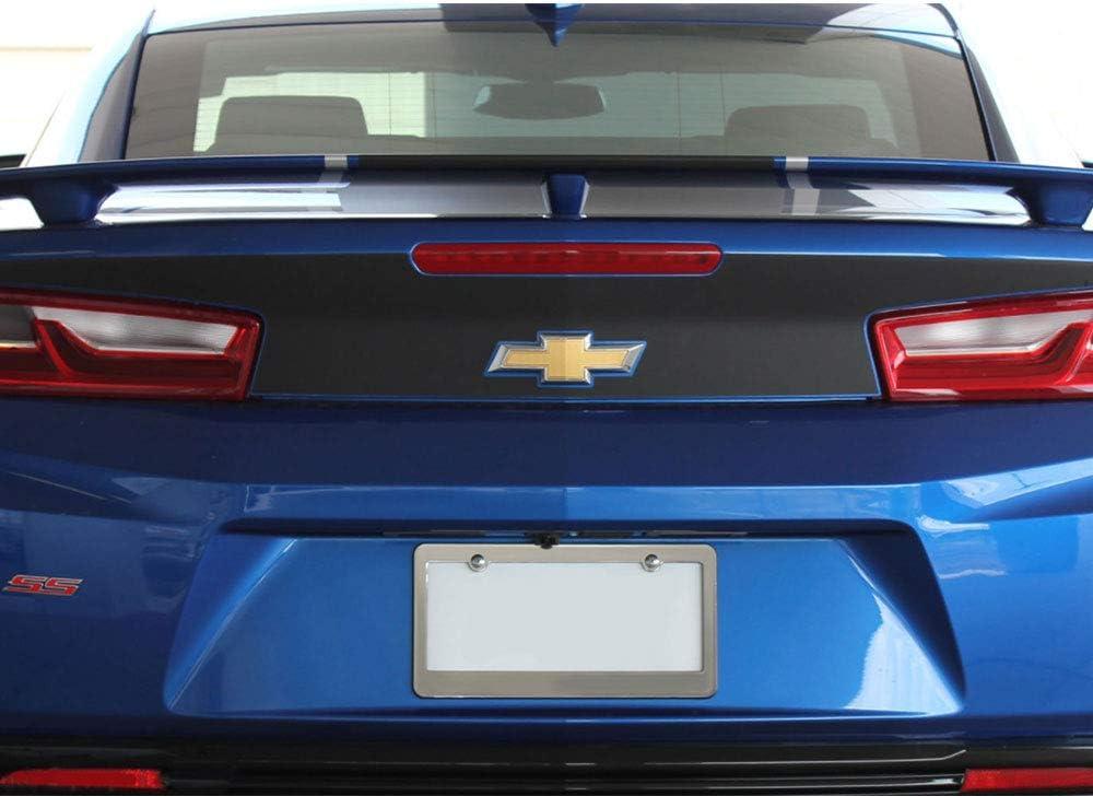 XPLORE OFFROAD 2016-2018 Matte Black Camaro Trunk Blackout Decal