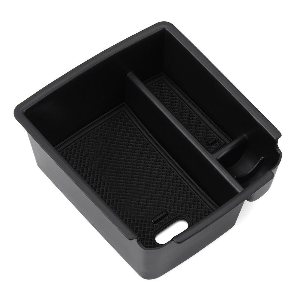 Wisamic De-004 - Boîte à rangement pour Console centrale, vide-poche de voiture   vide-poche de voiture   A040010