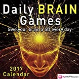 img - for Daily Brain Games 2017 Day-to-Day Calendar book / textbook / text book