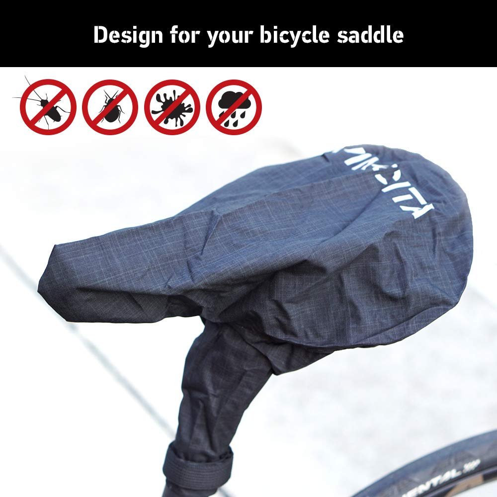 Outdoor Recreation Accessories Vinicta VINCITA RAIN Cover for Handlebar/Saddle