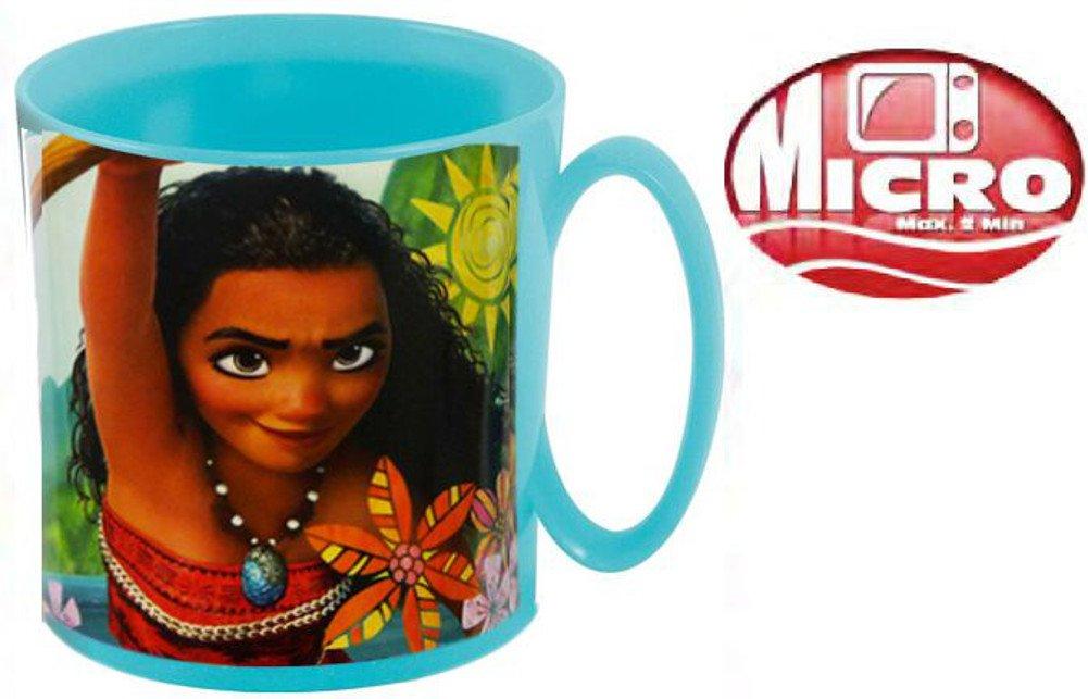 Disney Microondas de Tazas Vaiana Niño de 1 Pieza: Amazon.es ...