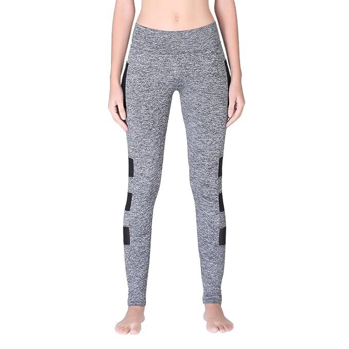 Handfly Mallas Deportivas Mujer Leggins Yoga Pantalon ...