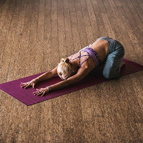 Gaiam – Estera de Yoga de Agarre