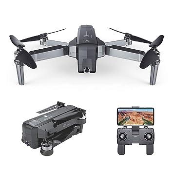 Goolsky SJ R / C F11 5G WiFi FPV GPS Drone sin Cepillo con cámara ...