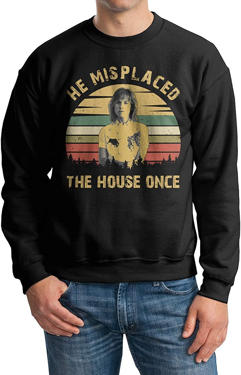 He Misplaced The House Once Vintage T-Shirt
