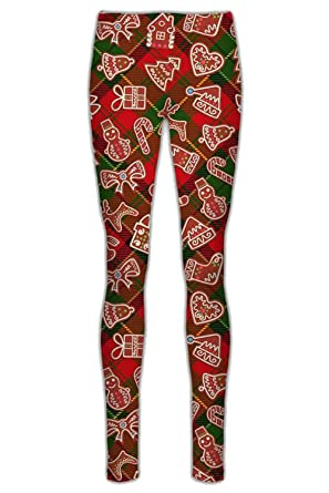 5f0c5532aac810 Be Jealous Womens Xmas Legging Womens Rudolph Santa Wall Jersey Tree Bells  Jegging Pants: Amazon.co.uk: Clothing