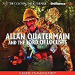 Allan Quatermain and the Lord of Locusts | Clay Griffith,Susan Griffith