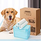 Blisswow Dog and Puppy Pee Training Pads - Pack of 200,23 x 22 Inches