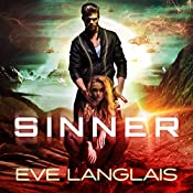 Sinner: Space Gypsy Chronicles, Book 2 | Eve Langlais