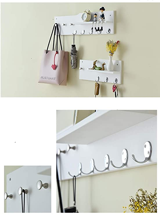 Amazon.com: Perchero creativo para colgar en la pared, para ...