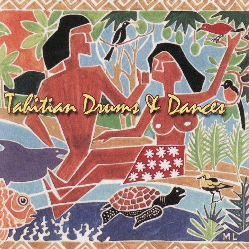 Tahitian Drums & Dances - Vintage Hawaiian Treasures Vol 3