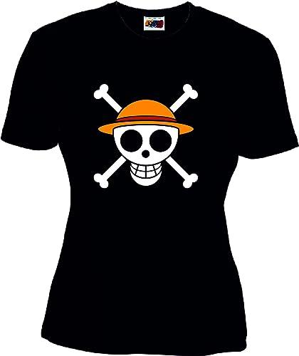 Camiseta Mujer One Piece Logo